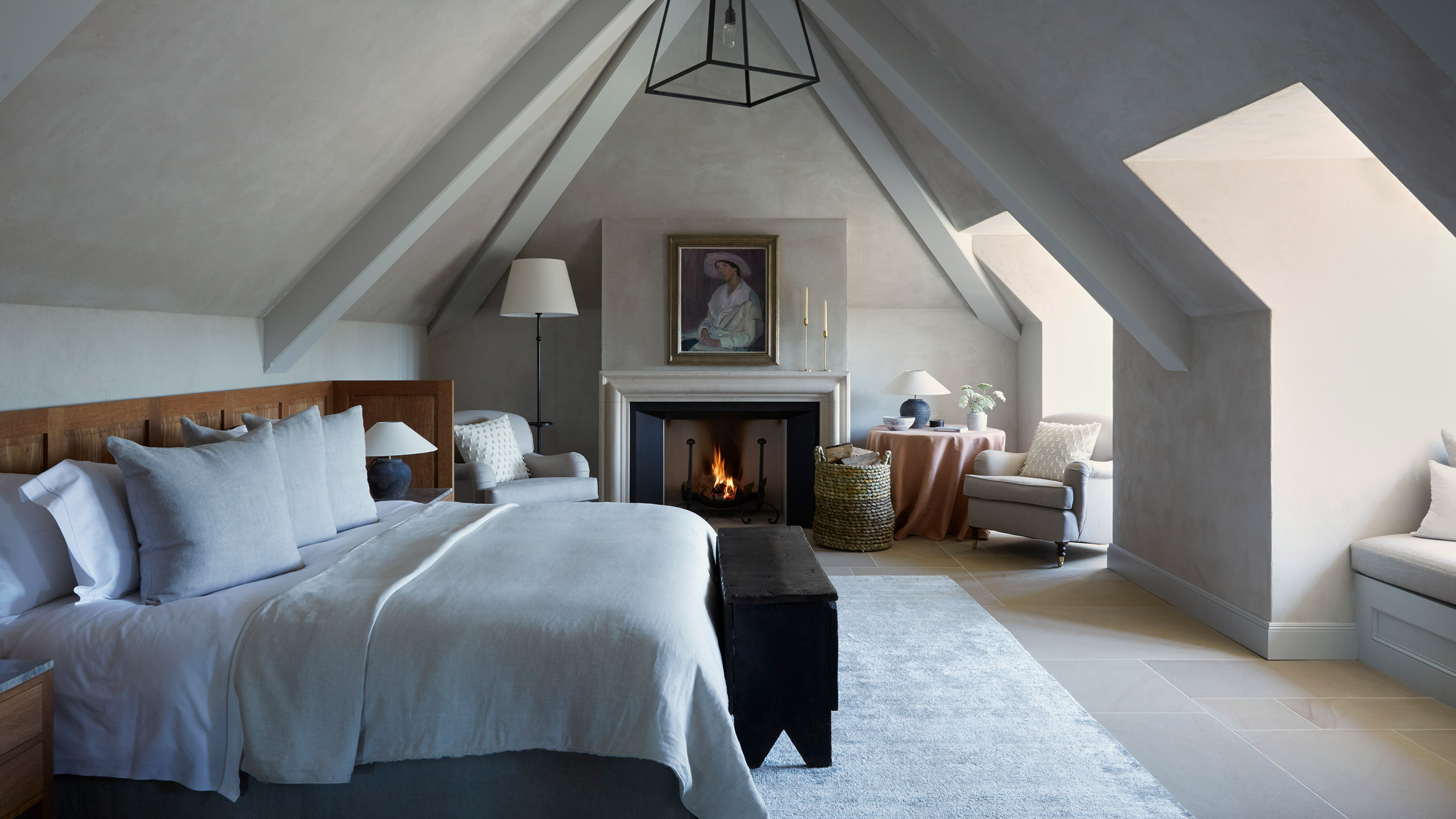 Six new hotels in England with striking interiors
