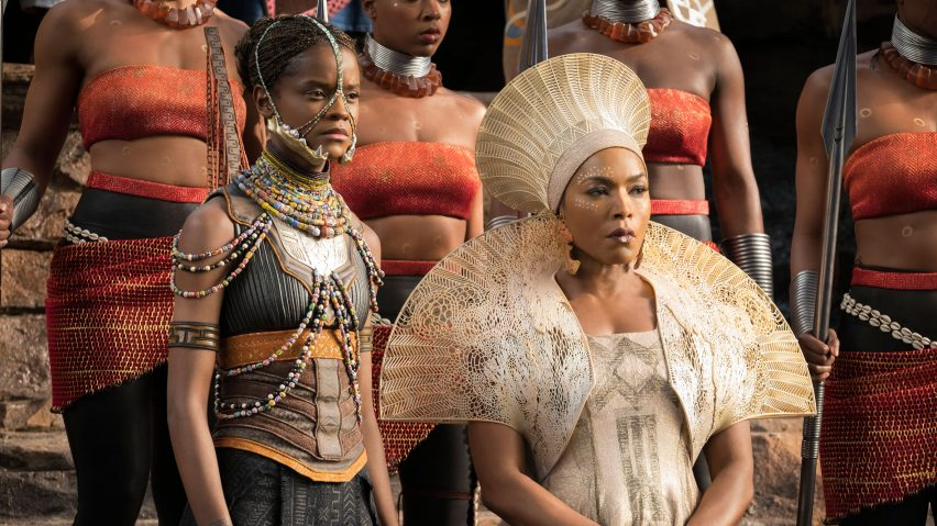Black Panther's Oscar-winning costumes include 3D-printed designs