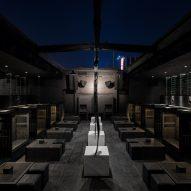 B018 bunker nightclub by Bernard Khoury has been refurbished