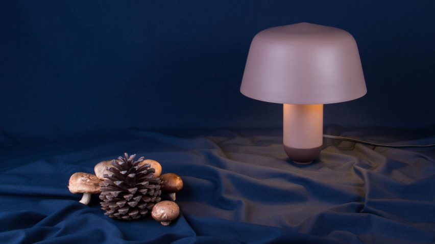 Buna Lamp by Bandido Studio