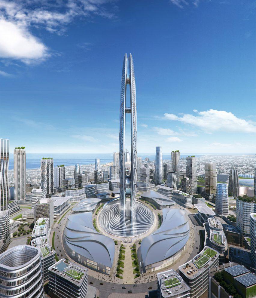 Burj Jumeira in Dubai