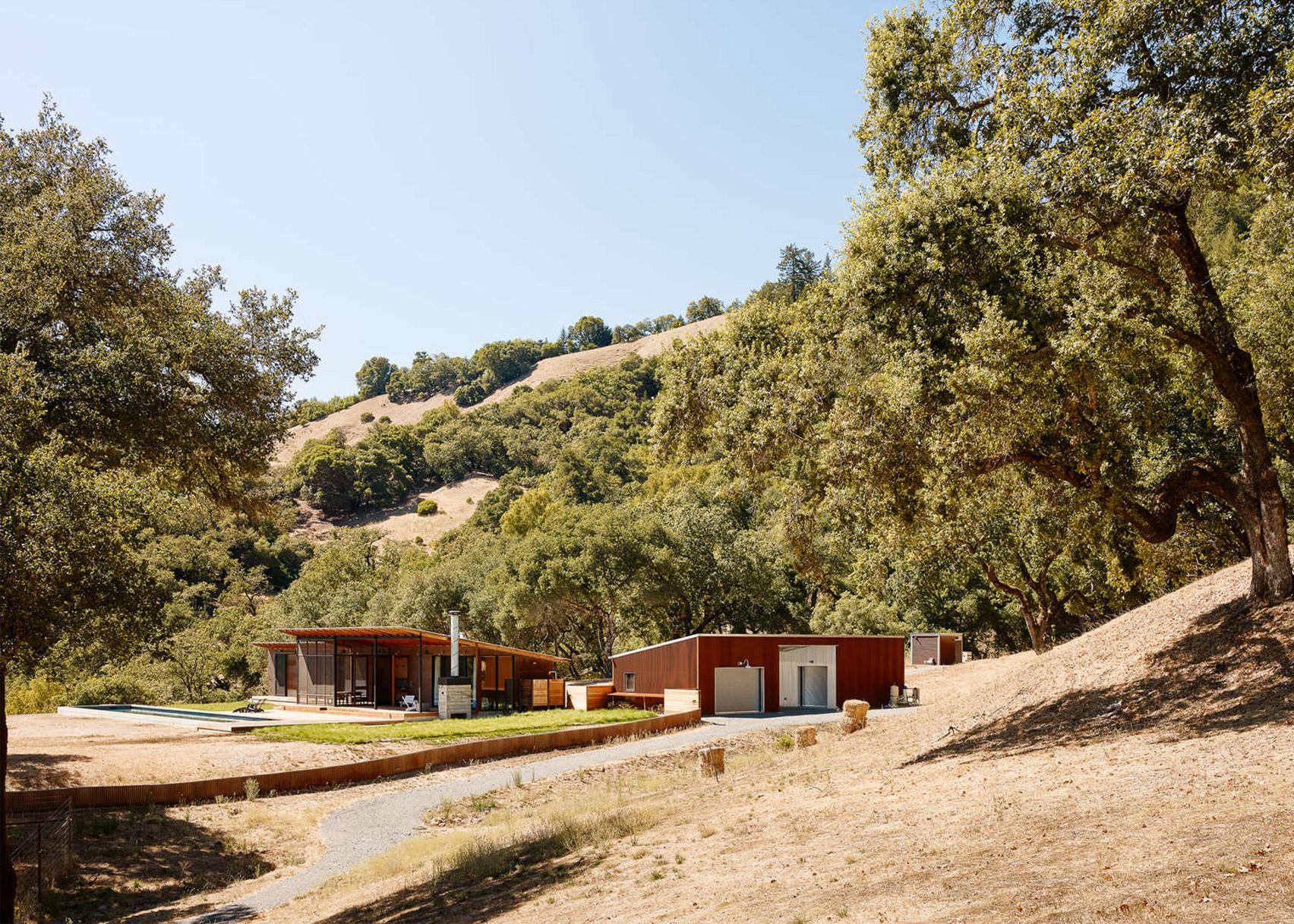 Camp Baird by Malcom Davis