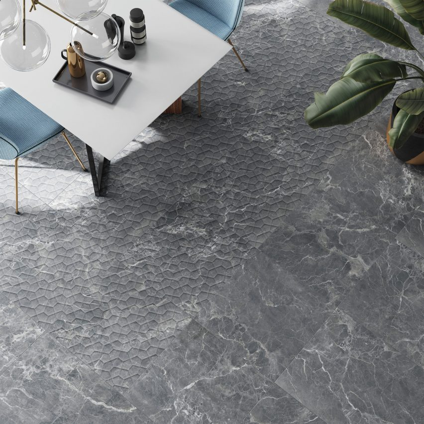 Tile trends from Ceramics of Italy