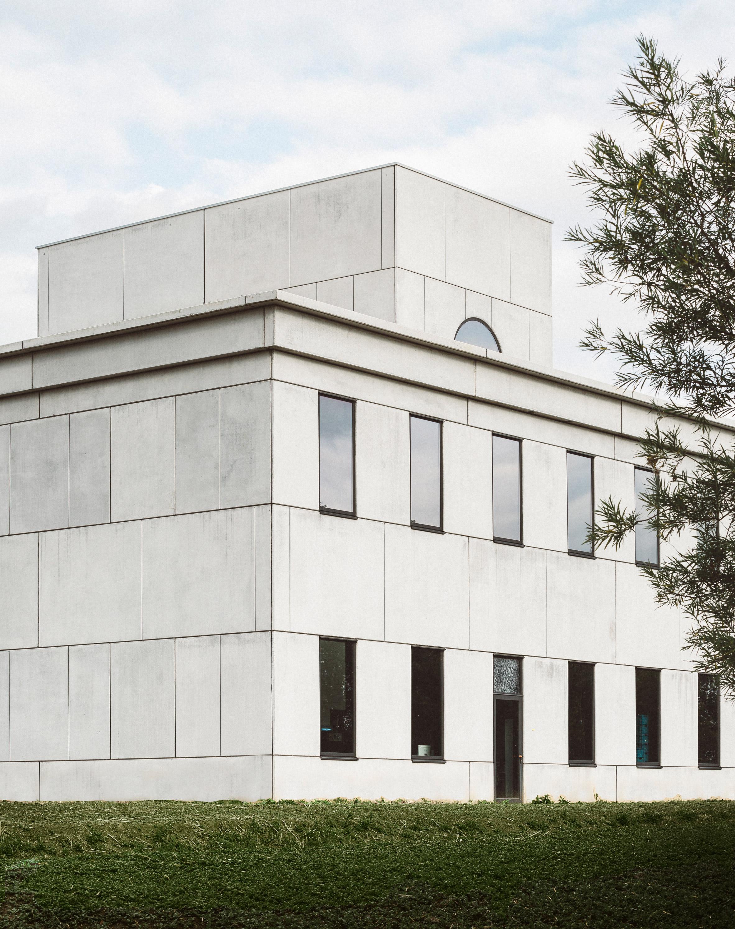 Camp's factory by Dhooge & Meganck in Belgium