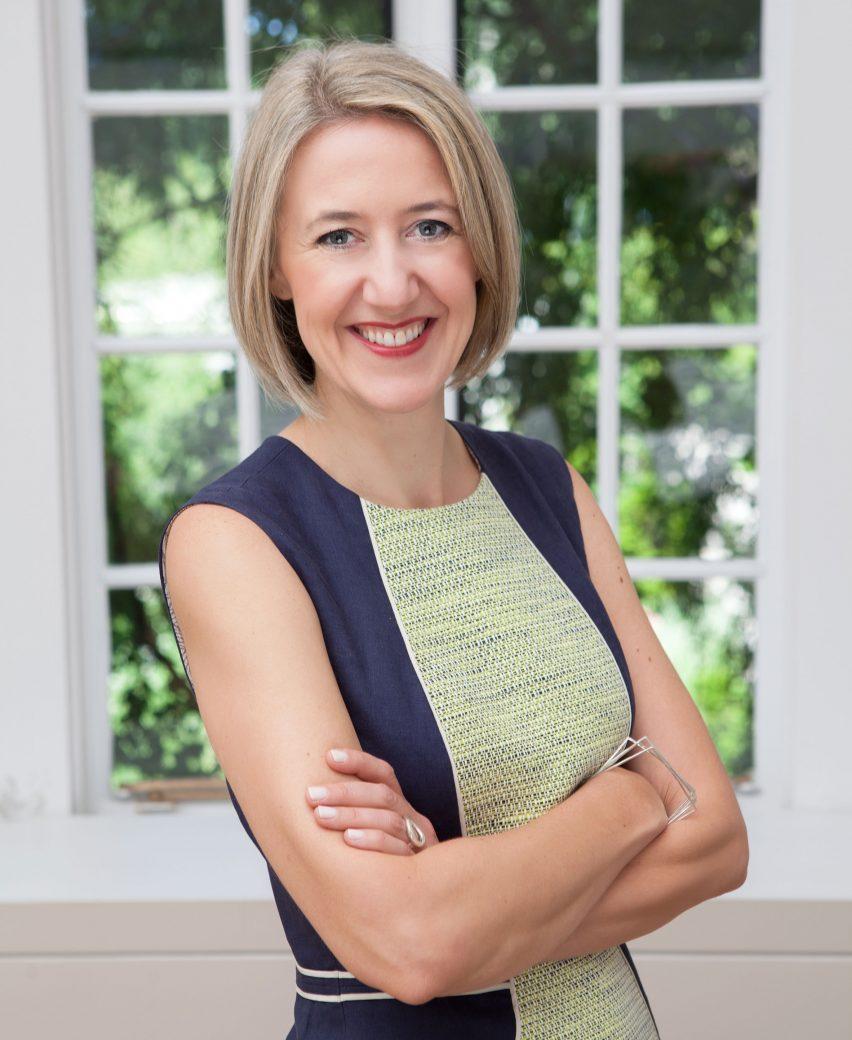 Caroline Baumann, directora de Cooper Hewitt