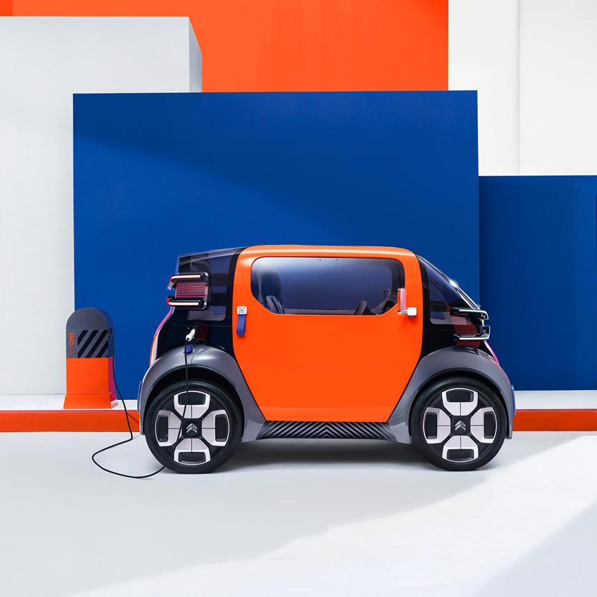Citroën Ami One concept car