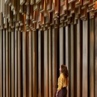 David Adjaye curated Making Memory, and exhibition of his work at London's Design Museum