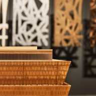 This week, David Adjaye spoke to Dezeen at the opening of his new exhibition