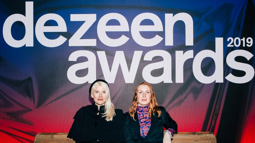 Dezeen Awards 2019 launch party in Stockholm