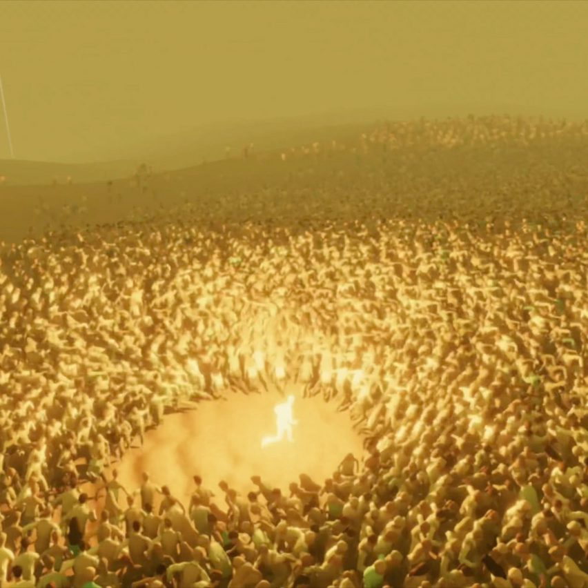 Emergence VR film by Universal Everything