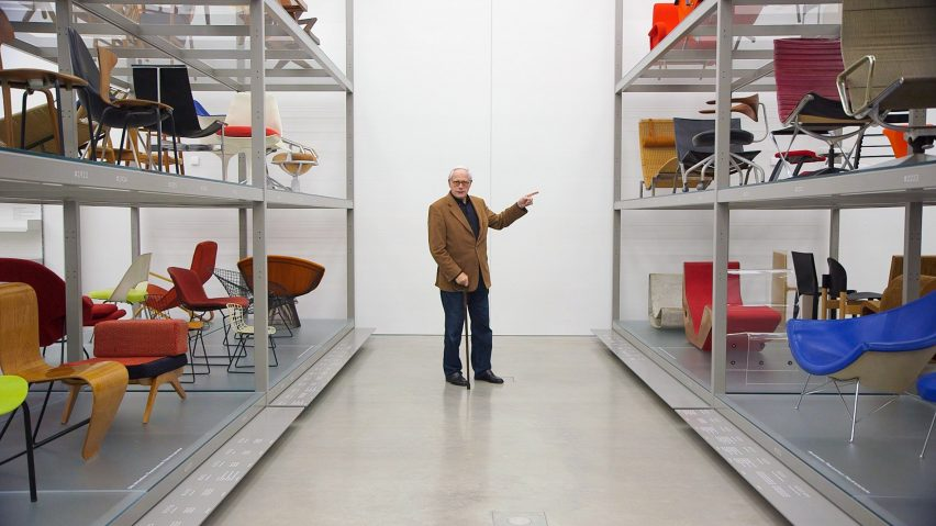 Filmmaker has released the first ever documentary about legendary industrial designer Dieter Rams