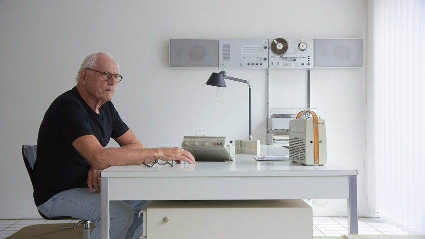 "Dieter Rams ""regrets contributing to culture of overconsumption"" says documentary director"