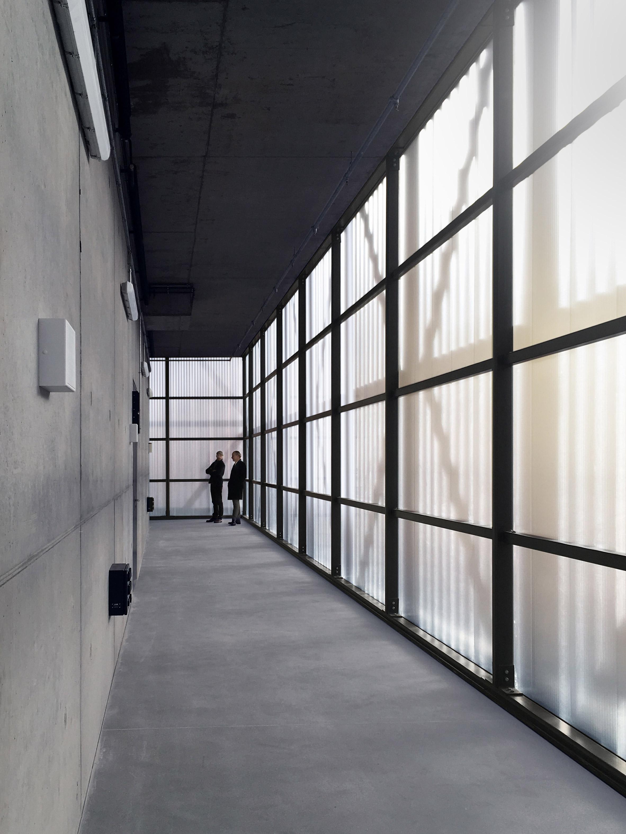 Ernst Busch University of Performing Arts by Ortner & Ortner Baukunst