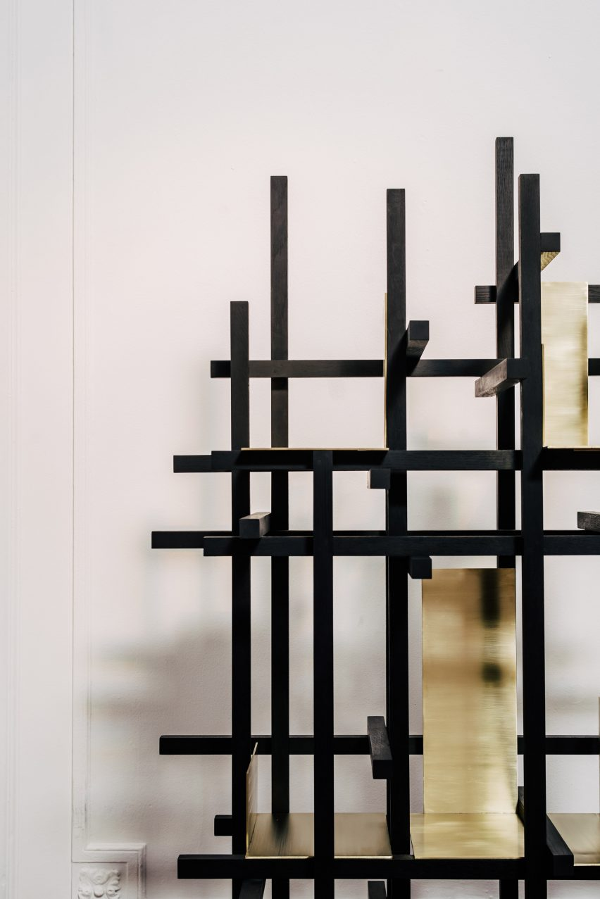Esrawe Studio's Trama shelves§