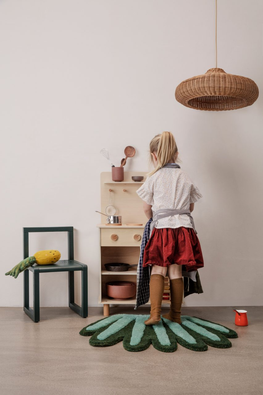 Ferm Living children's kitchen