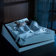 Ford invents smart mattress that keeps sleepers on their side of the bed
