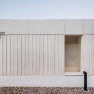 Frame House by Nomo Studio in Menorca