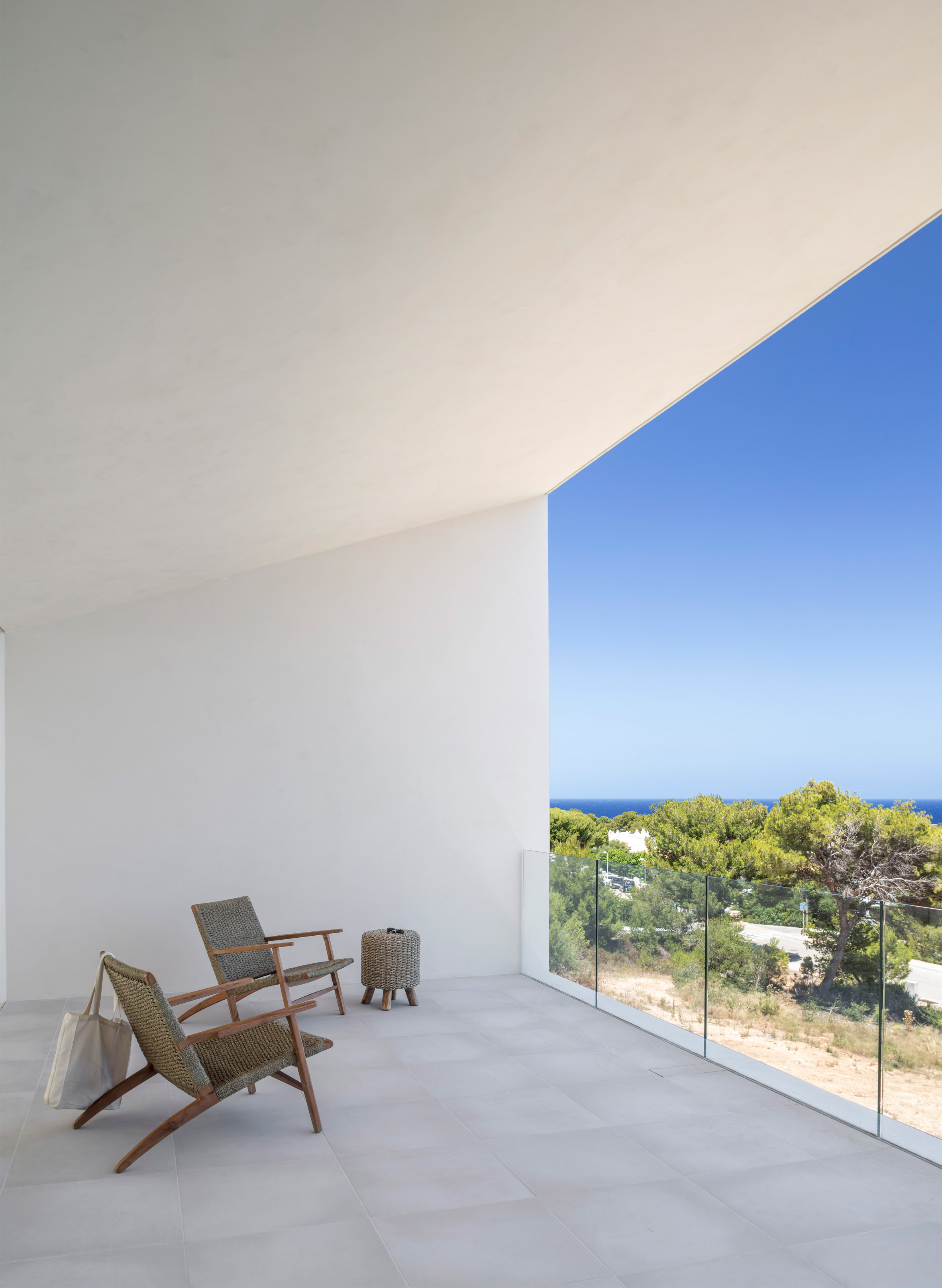 Frame House by Nomo Studio in Menorca