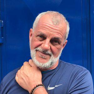 Portrait of Dezeen Awards 2019 judge Giulio Ridolfo