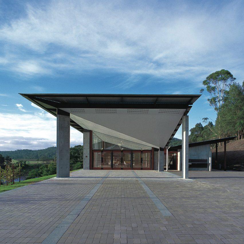 Glenn Murcutt key projects: Arthur and Yvonne Boyd Education Centre