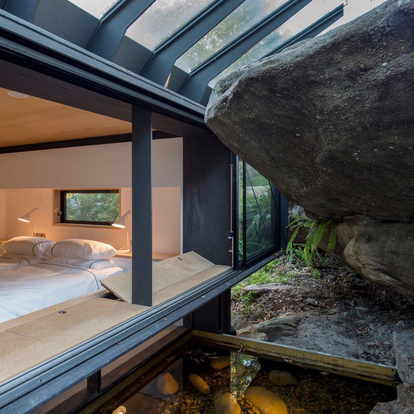 Glenn Murcutt key projects: Donaldson House