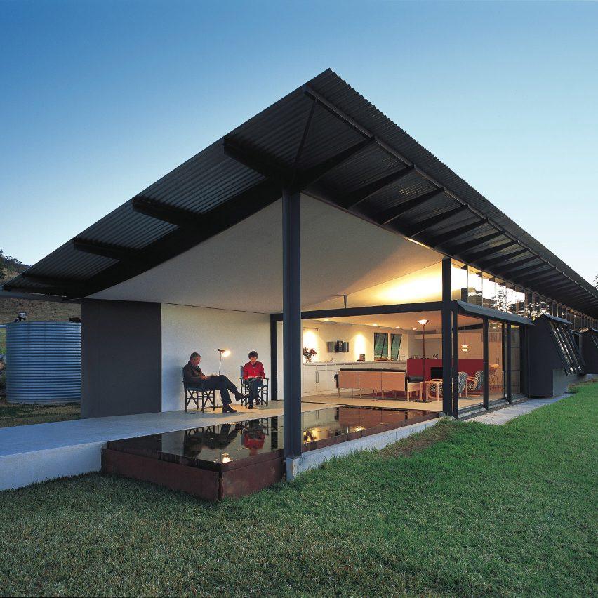 Glenn Murcutt key projects: Walsh House