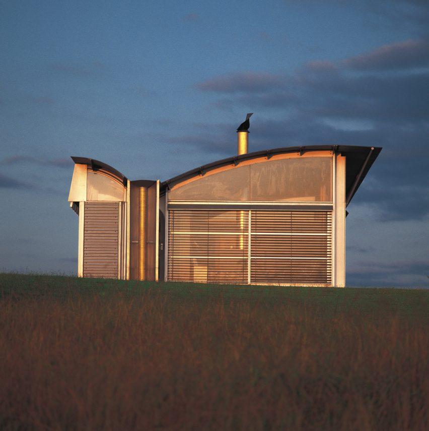 Glenn Murcutt key projects: Magney House by Glenn Murcutt