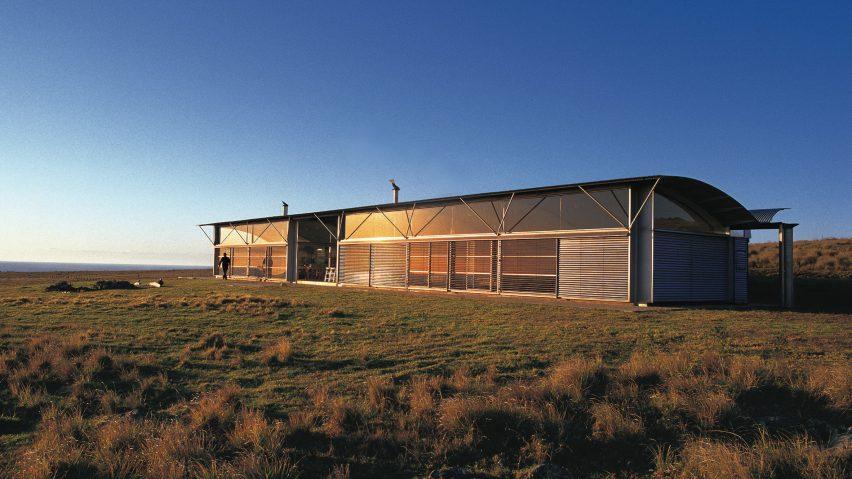 Magney House by Glenn Murcutt