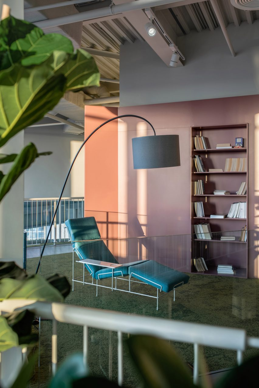 Interiors of Grammarly office in Kiev, designed by Balbek Bureau