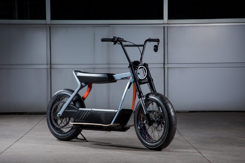 Harley-Davidson's latest electric scooter is designed for the city