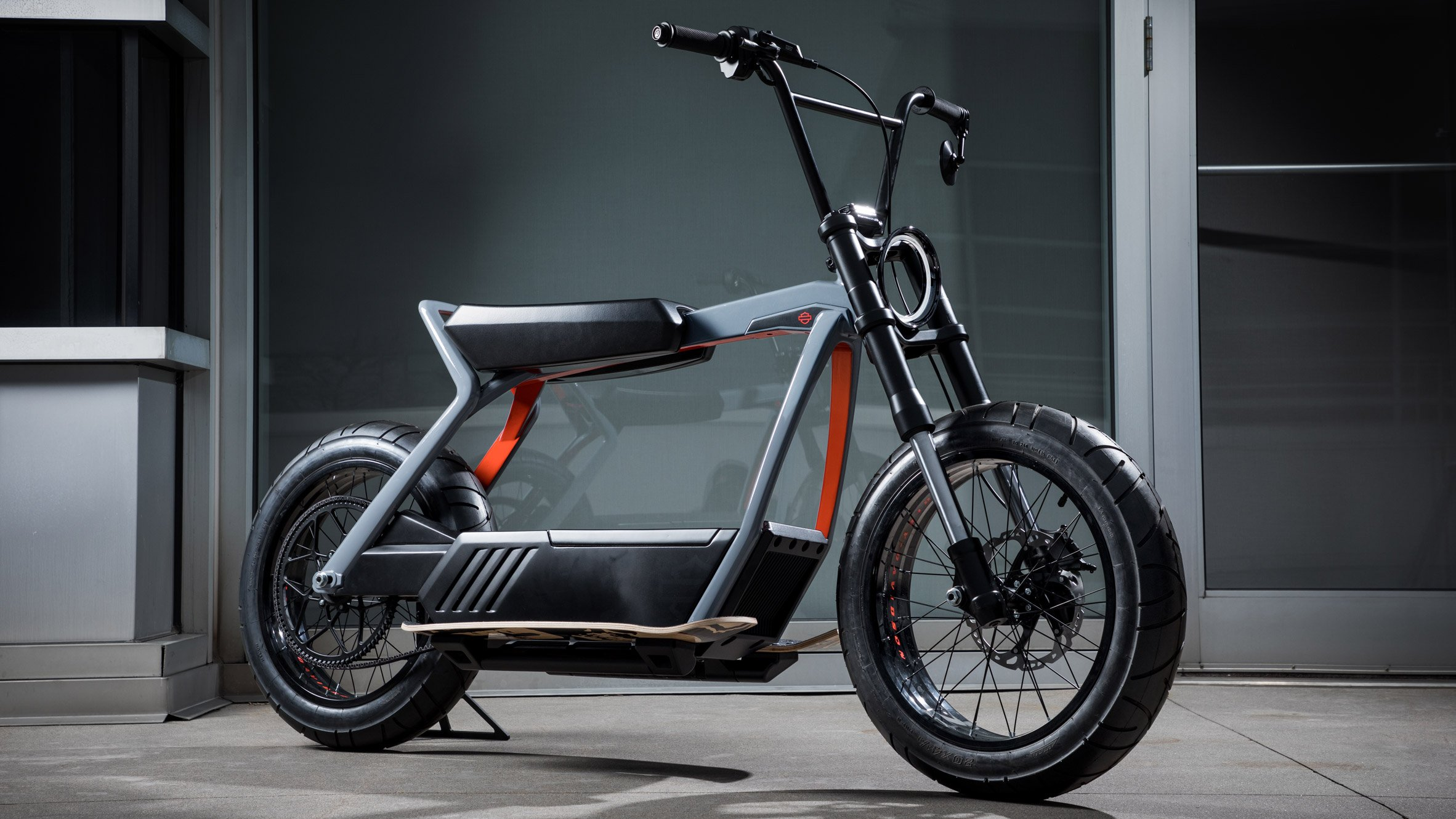 Harley-Davidson's latest electric bikes are designed for