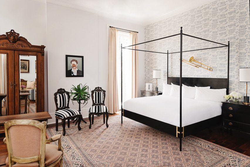Henry Howard Hotel by Hunter Mabry Design