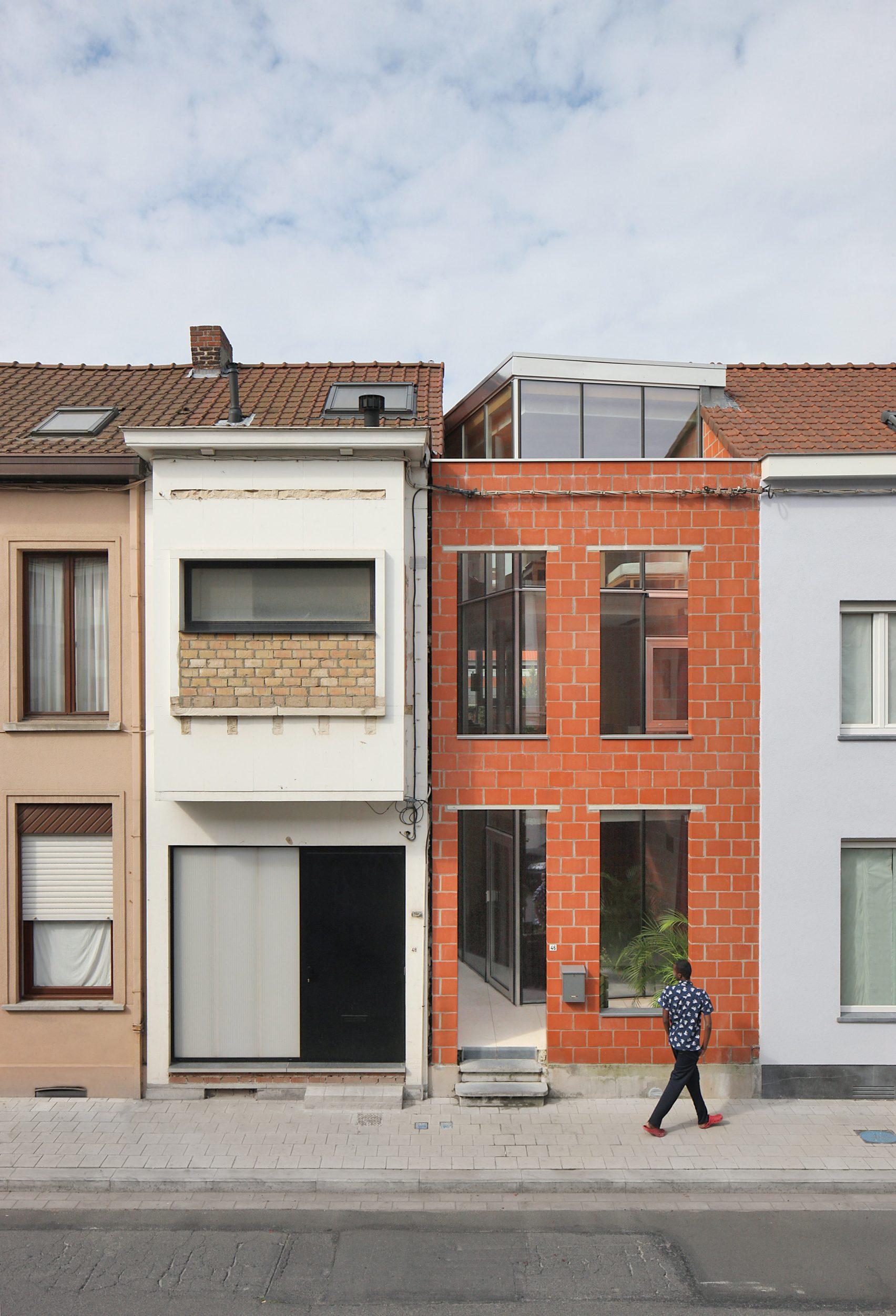 House SSK by De Baes Associates and Sophie van Noten