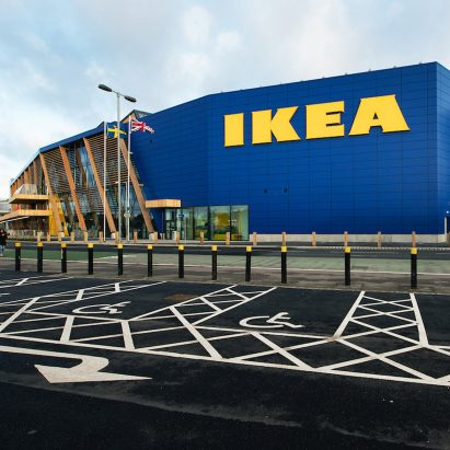 IKEA Greenwich: IKEA's most sustainable store