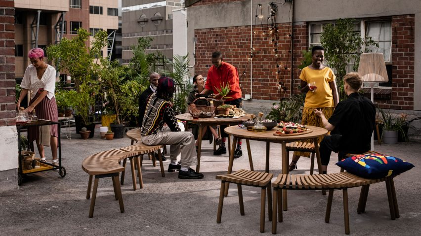 Fabulous Ikea And Design Indaba Launch Overallt Furniture By African Gmtry Best Dining Table And Chair Ideas Images Gmtryco