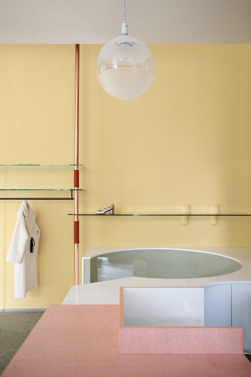 Imarika Milan, designed by Marcante-Testa