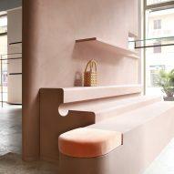 Imarika store in Milan, designed by Marcante-Testa