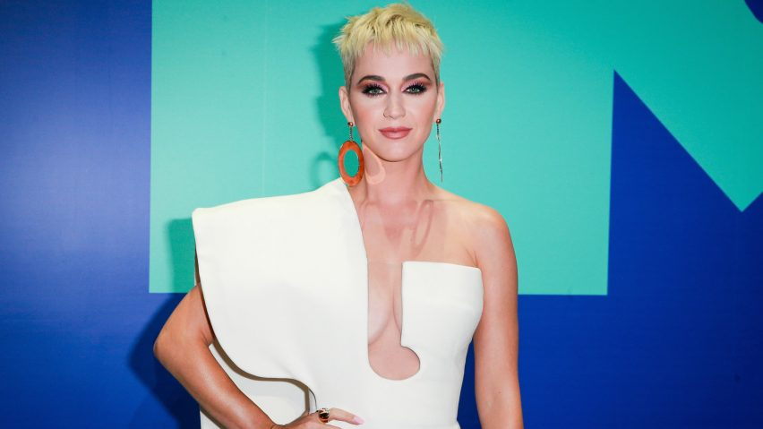 Katy Perry removes shoes from sale following blackface accusations