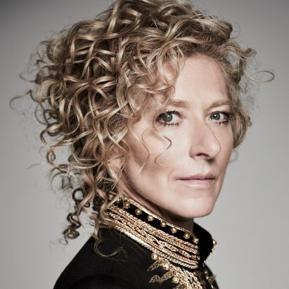 Dezeen Awards judge Kelly Hoppen
