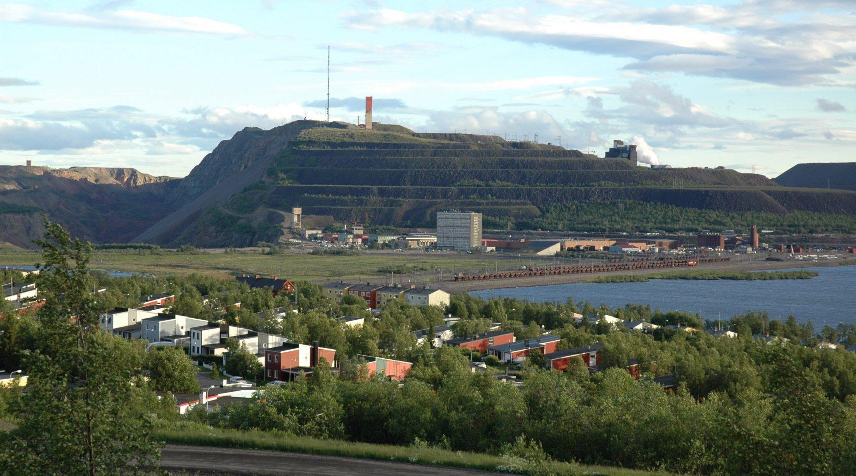 Kiruna: moving a town