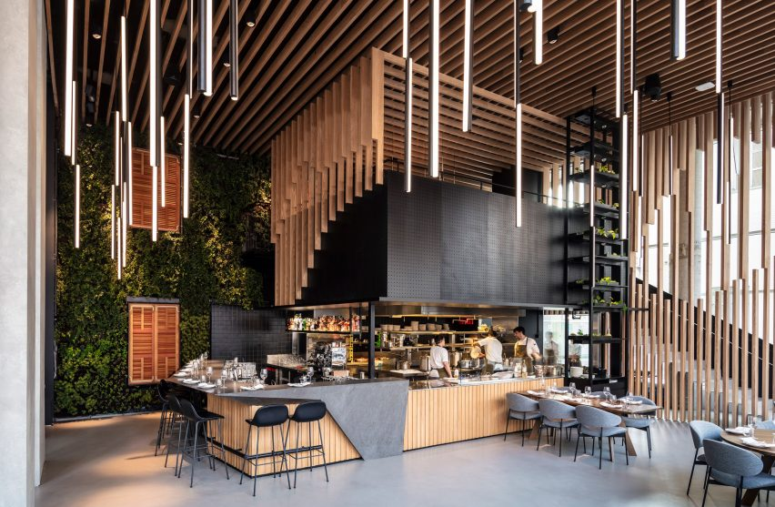 L28 Culinary Platform by Kimmel Eshkolot Architects