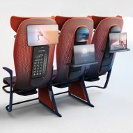 Layer's smart Move seating for Airbus adapts to the passengers' needs