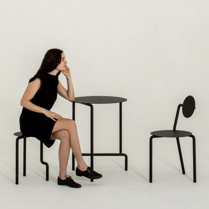 Pierre-Emmanuel Vandeputte Legs furniture