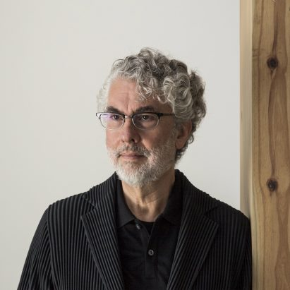 Portrait of Dezeen Awards 2019 judge Marcio Kogan