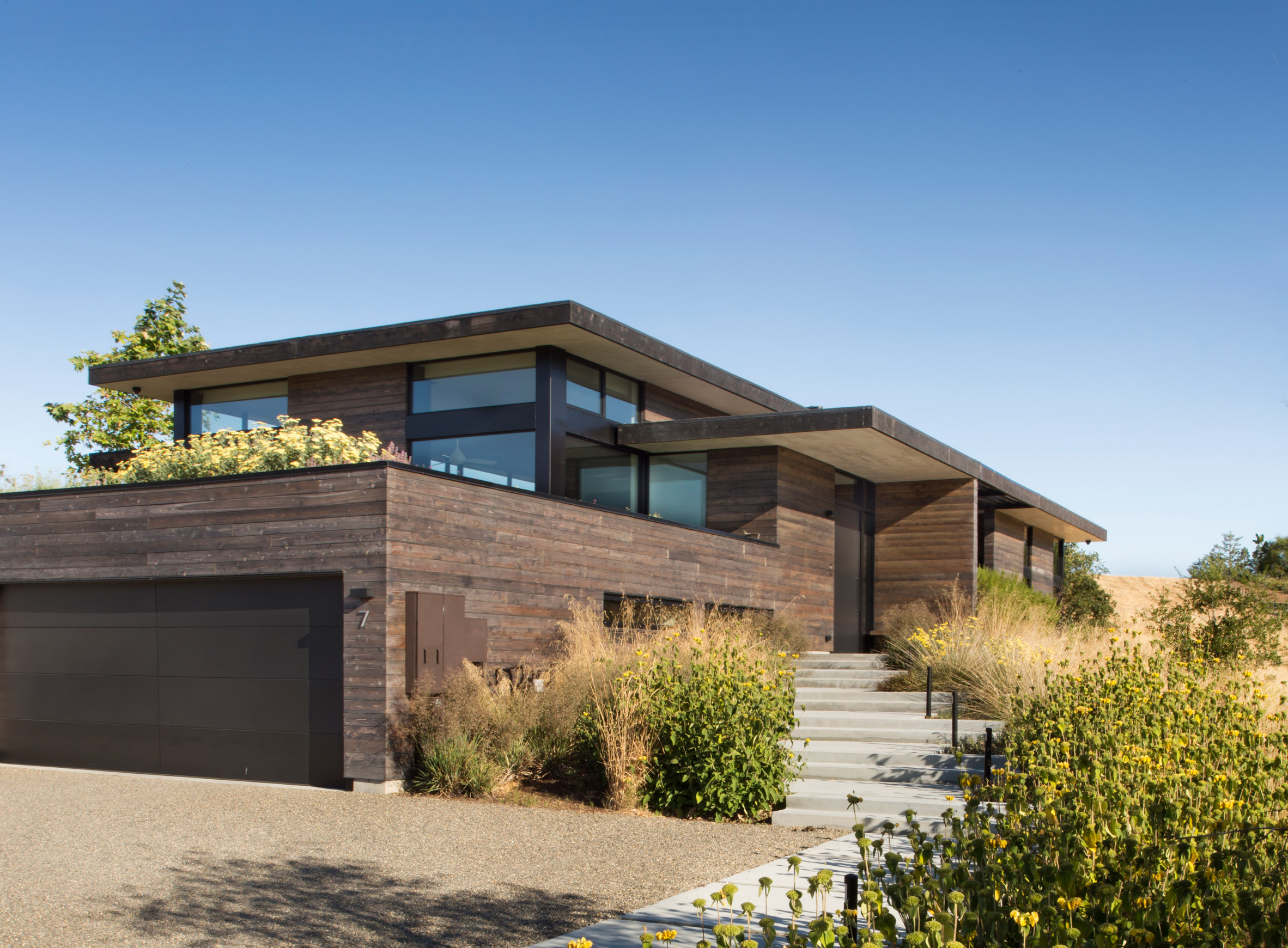 Meadow Home by Feldman Architecture