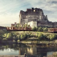 Studio Lotus unveils design for visitor centre at 15th-century Mehrangarh Fort