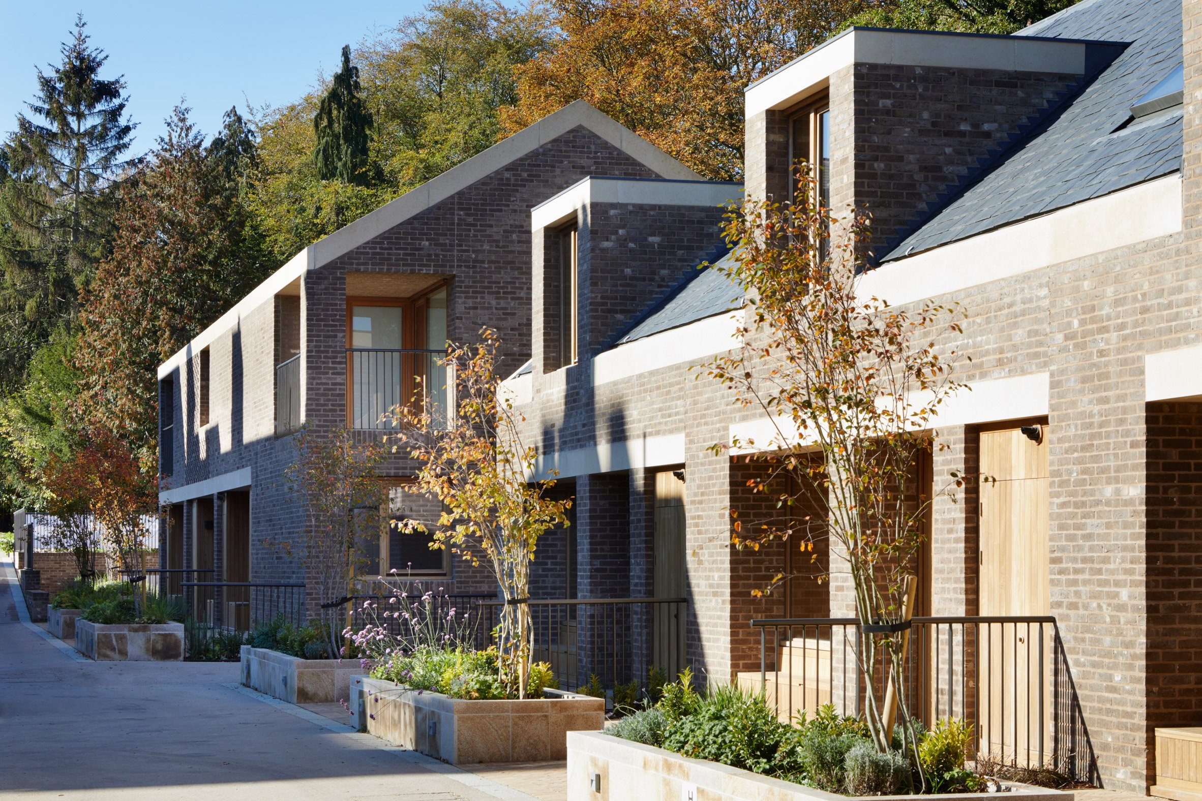 Wildernesse Mews by Morris+Company