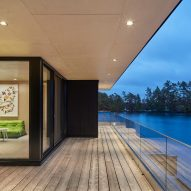 Muskoka Boathouse by Atelier Kastelic Buffey