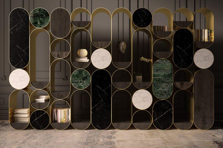 """Nabil Issa estrena colección de muebles """"minimalista pero audaz"""""""