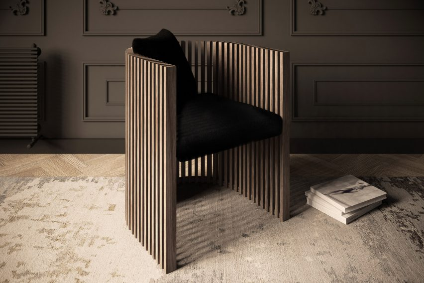 "Nabil Issa debuts ""minimalistic yet bold"" furniture collection"